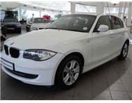 2011 BMW 1 SERIES 118i 5-door
