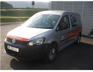 Volkswagen (VW) - Caddy Maxi 2.0 TDi (81 kW) Crewbus Panel Van