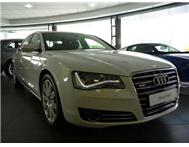 2013 AUDI A8 4.2TDI long wheelbase
