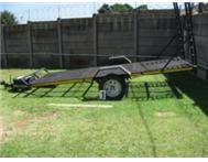 Trailers for hire rate per day - 24 hours