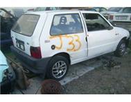 FIAT UNO 1100 / 1400 5 SPD STRIPPING FOR SPARES