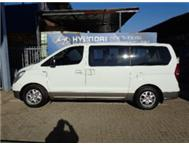 Hyundai H1 bus 2.5 Turbo Diesel 9 seater automatic
