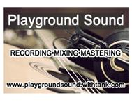 Playground Sound Studio - Recording Mixing Mastering