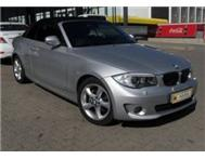 2011 BMW 1 Series 120i Convertible A/t