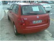 fiat stilo 2005 1.6 car for sale