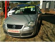 2008 VOLKSWAGEN POLO 1.6 COMFORTLINE MANUAL