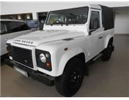 2013 Land Rover Defender 90 DEMO