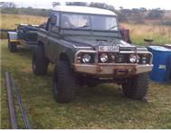 Land Rover SWB for sale.
