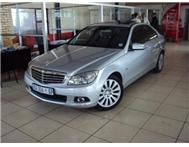 2010 MERCEDES-BENZ C-CLASS C180 KOMPRESSOR BLUE EFFICENT