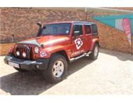 JEEP WRANGLER - 2.8 CRD Sahara DISCOUNT FOR CASH