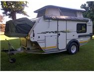 Jurgens Explorer (2008) 4x4 off road caravan