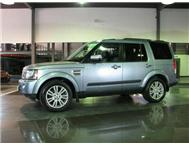 2010 LAND ROVER DISCOVERY 4 3.0 TDV6 HSE - Spectacularly Clean Nav Brutal Diesel Power