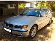 BMW 318i Touring LOW KMS Very clean FSH BMW