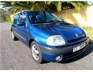 Renault clio 1.6 16v 2000 5 Speed