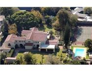 World Class Residence of Baronial Proportions - Waterkloof! Waterkloof Pretoria R 55000000.00