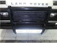 Land Rover Defender 90 110 130 Bull bar