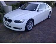 2007 BMW 325i A/T Coupe 62000 Kms M/Plan 2014 1 Owner
