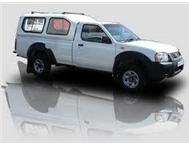 Drive and own a new Nissan Harbody 2.4i LWB R3099pm