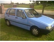 very neat blue fiat uno 4 door to swop for a bantam Bukkie