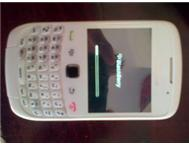 White Blackberry Curve 9300 3G !!! See Pic.. Sale r Swap !