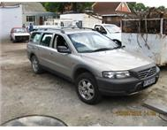 Volvo XC 70 AWD Stripping for parts and V70
