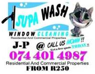 Window Cleaning Contractors Pretoria