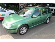 Volkswagen (VW) - Golf 4 1.6 Estate Trendline