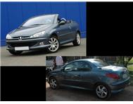For sale: Peugeot 206 CC