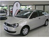2011 VOLKSWAGEN POLO VIVO 1.4 SEDAN AUTO