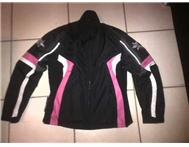 Ladies Bike Helmet Jacket and Gloves
