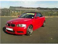 2008 BMW 1 SERIES CONVERTIBLE MANUAL