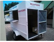 Vending trailer - make money anywhere!
