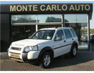 2004 LAND ROVER FREELANDER 1.8i HSE 5 Door FINANCE AVAILABLE!!!