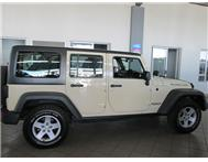 Jeep - Wrangler Unlimited 3.8 Rubicon Auto