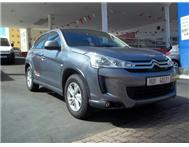 2012 CITROEN C4 AIRCROSS 2.0 2wd Attraction