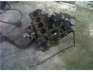 BMW320D FACELIFT M47 MOTOR spares for sale1
