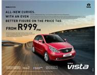 The New Vista Ego From R1835.00 Pm with 8.5% interset rate