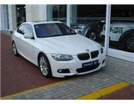 2011 BMW 325I Coupe A/T (E92) R 399950