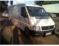 2006 VW Ambulance LT35