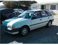 Ford Laser 1.3 1993 Model White Colour Cheap to Maintain