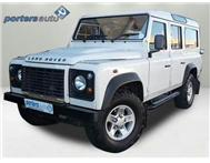 2010 LAND ROVER DEFENDER 110Puma