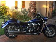 Yamaha Midnight Star Crouser