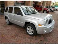 2010 JEEP PATRIOT 2.4 MANUEL