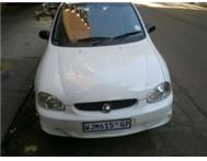 OPEL CORSA LITE 1.4 ENGINE 2OO7 MODEL FOR SALE