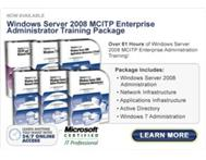 Windows Server 2008 MCITP Enterprise Administrator Training Pack