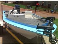 Bass Boat for the Bass Fisherman