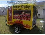 CurryKing Mobile Kitchen in Business for Sale Western Cape Gordons Bay - South Africa
