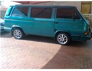 1998 VW 2.6 Caravelle For Sale