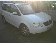 05 VW TOURAN 1.9 TDI