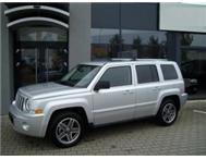 2008 Jeep Patriot 2.0 Crd Limited 4x4